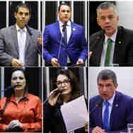 Deputados federais do ES
