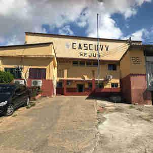 Casa de Custódia de Vila Velha (Cascuvv), um dos cinco presídios que não tem nem registro nos Bombeiros