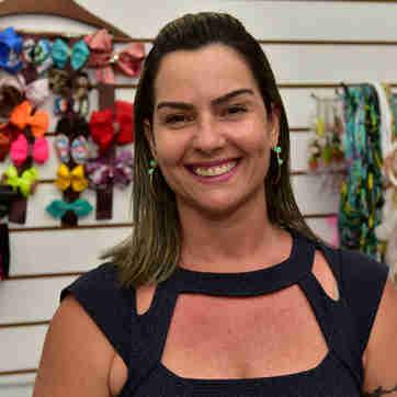 Data: 11/11/2019 - ES - Serra - Káritas Devillart, 42, do Projeto Erga-se - Empreendedorismo feminino - Editoria: Economia - Foto: Fernando Madeira - GZ