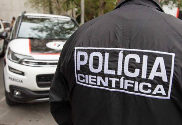 Polícia científica a favor da Justiça criminal. Crédito: Divulgação