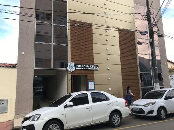 O suspeito foi detido e encaminhado para a Delegacia Regional de São Mateus