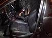 Drogas e armas são encontradas em carro blindado e dois homens são presos. Crédito: Reprodução TV Gazeta | Wagner Martins