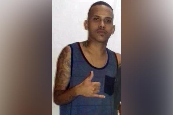 Luan Lucas de Paula Moreira, morto na Serra. Crédito: Polícia Civil | Divulgação