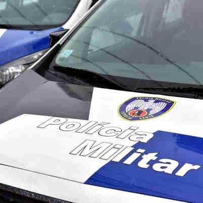 Data: 19/11/2019 - ES - Vitória - Viaturas da Polícia Militar do ES - Editoria: Cidades - Foto: Fernando Madeira - GZ