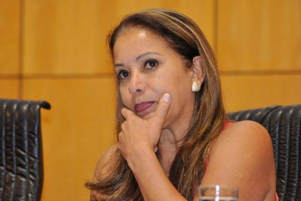 Janete de Sá: gastos em CPI dos Maus Tratos com animais e em viagens à Brasília. Crédito: Assembleia Legislativa