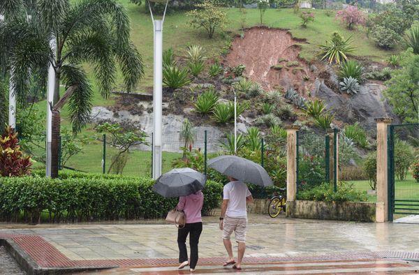 Como está o tempo na sua cidade? Envie fotos ou vídeos para o WhatsApp de A Gazeta, no número (27) 98135.8261. Crédito: Vitor Jubini