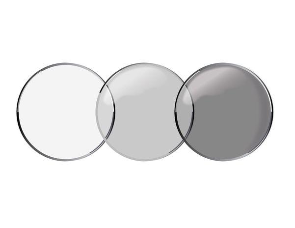 Novas lentes de contato Acuvue que escurecem na luz. Crédito: Divulgação/Johnson & Johnson
