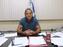 Sérgio Meneguelli, prefeito de Colatina. Crédito: Brunela Alvez/A Gazeta