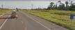 Quilômetro 182 da BR 101, em Aracruz, onde ocorreu o acidente. Crédito: Reprodução/Google Earth