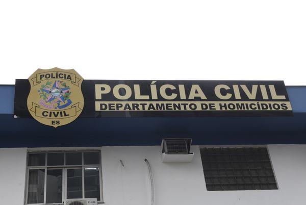 Data: 26/11/2019 - ES - Vitória - Sede da Delegacia de Homicídios e Proteção à Pessoa (DHPP