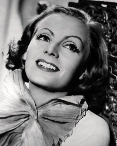 Greta Garbo. Crédito: Pinterest