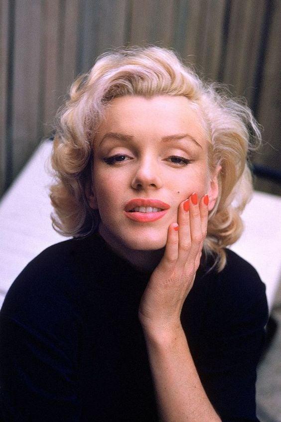 Marilyn Monroe. Crédito: Pinterest