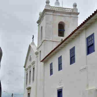 Data: 02/12/2019 - ES - Serra - Reinauguração da Igreja e Residência dos Reis Magos, em Nova Almeida, Serra - Editoria: Cidades - Foto: Fernando Madeira - GZ