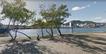 Baía de Vitória, na região em que o corpo de um homem não identificado foi encontrado. Crédito: Google Maps