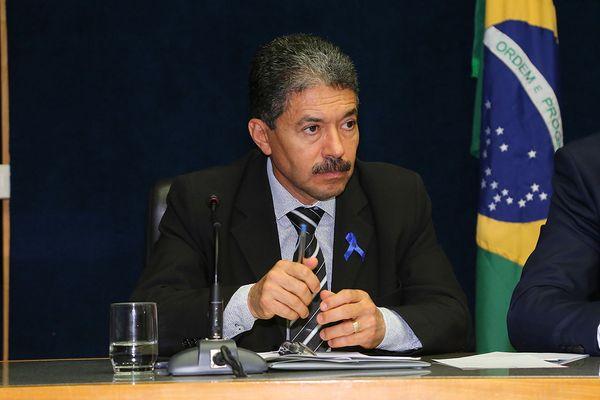 Deputado Freitas (PSB) justifica que é um dos deputados que moram mais distante da Assembleia. Crédito: Tati Beling/Ales