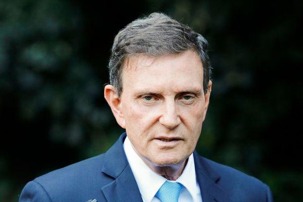 O prefeito do Rio de Janeiro Marcelo Crivella (PRB)