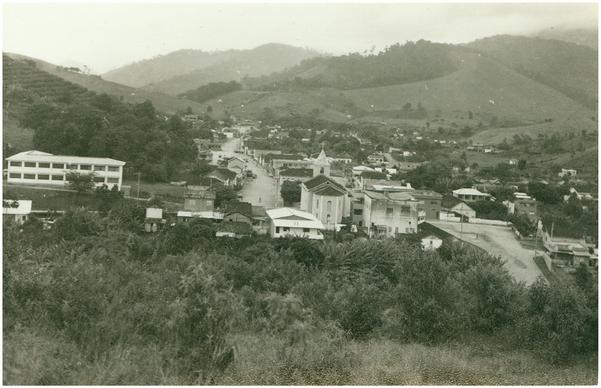 Cidade de Conceição do Castelo. Crédito: IBGE/Arquivo