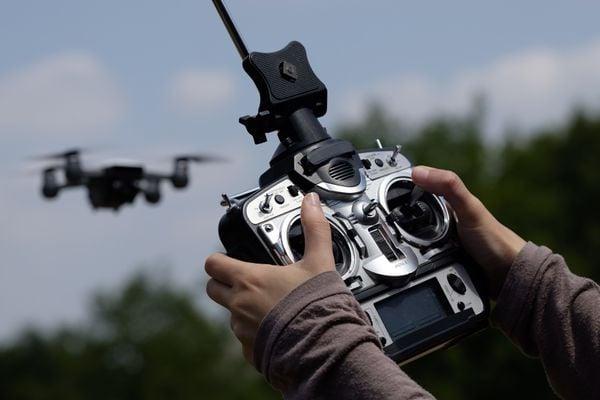 Pandemia acelera demanda por drones