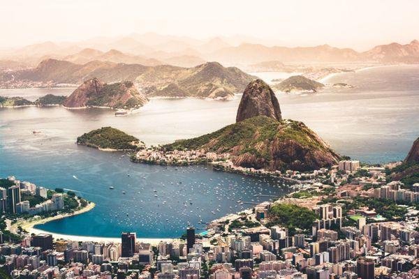 Rio de Janeiro. Crédito: Divulgação