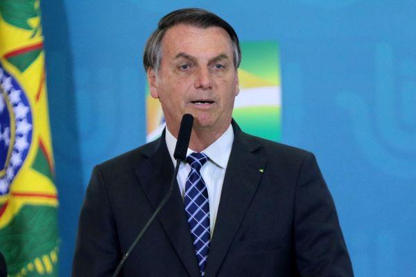 Jair Bolsonaro, presidente da República. Crédito: Wilson Dias/Agência Brasil