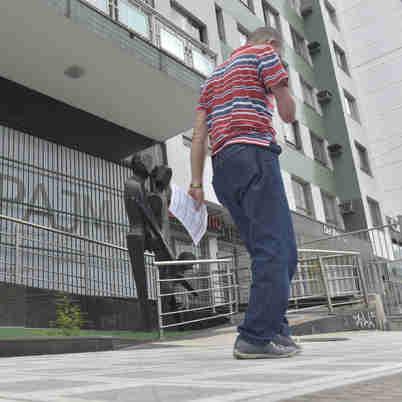 Data: 02/11/2019 - ES - Vitória - Servidora do IPAJM - Editoria: Economia - Foto: Rodrigo Gavini- GZ