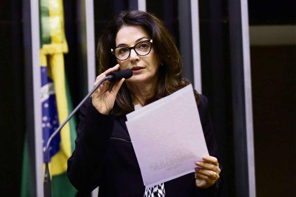 A deputada federal Norma Ayub. Crédito: Agência Câmara/Divulgação