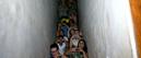 Os 16 filhos de Andréia e Edvaldo. Crédito: TV Gazeta