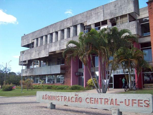 Reitoria da Universidade Federal do Espírito Santo