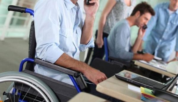 Pessoas com deficiência e o trabalho. Crédito: Divulgação