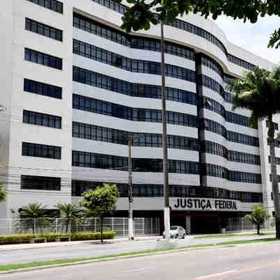 Data: 09/12/2019 - ES - Vitória - Sede da Justiça Federal - Editoria: Politica - Foto: Ricardo Medeiros - GZ