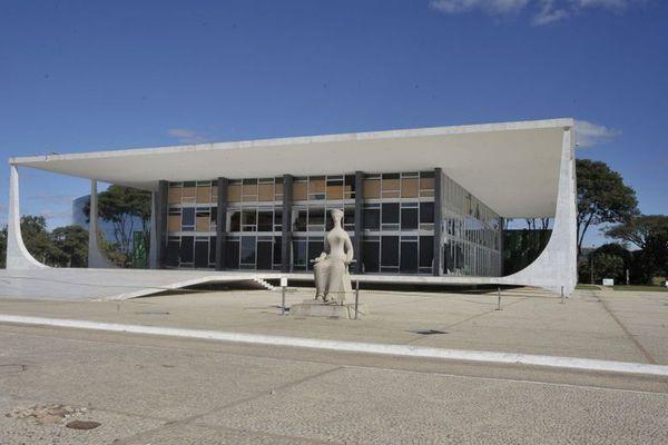 Supremo Tribunal Federal (STF). Crédito: José Cruz/Agência Brasil/Arquivo