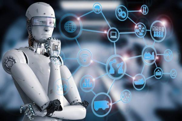 Robotização no mercado de trabalho. Crédito: Divulgação