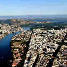 Data: 04/09/2019 - ES - Vitória - Fotos aéreas para o aniversário de Vitória - Editoria: Cidades - Foto: Felipe Mota - Fly Now - GZ