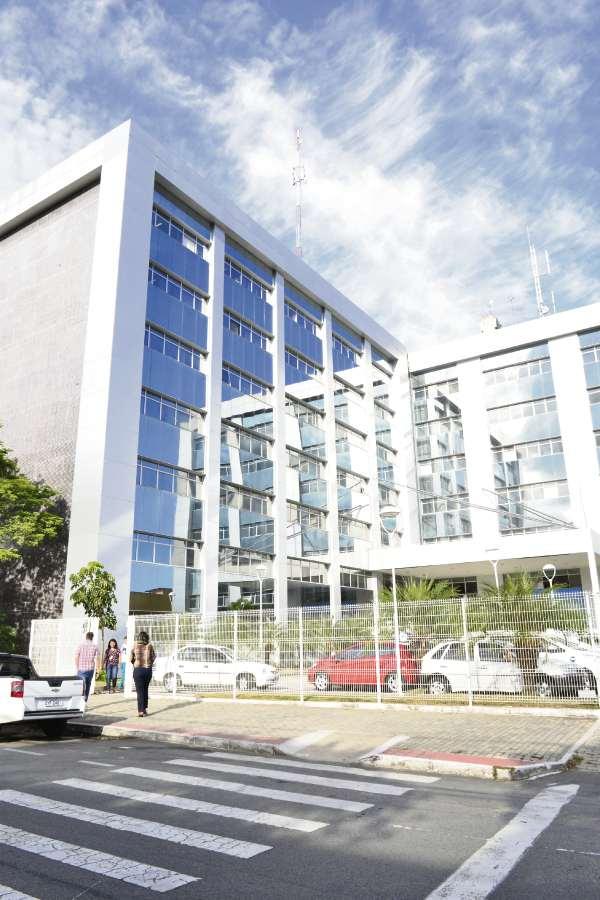 Sede da Prefeitura Municipal da Serra. Crédito: Guilherme Ferrari