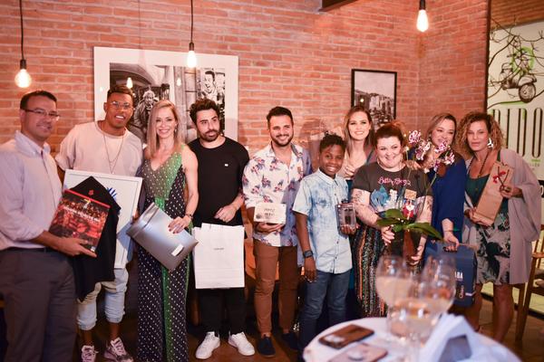 Participantes do 10º Amigo X da Revista.ag. Crédito: Mônica Zorzanelli