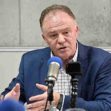 O governador do Estado, Renato Casagrande, faz novo pronunciamento sobre os efeitos da pandemia no ES; siga