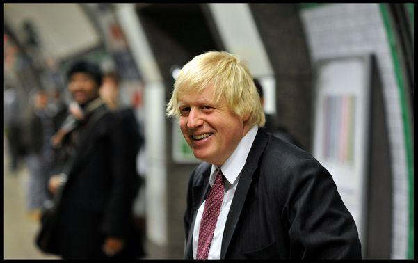 Boris Johnson, político britânico. Crédito: Andrew Parsons/Parsons Media Ltd