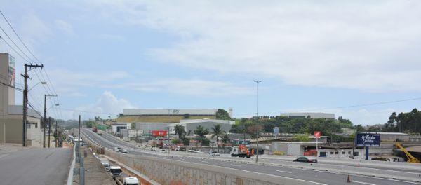 Eco101 libera ao tráfego dois viadutos da BR-101 em Viana. Crédito: Eco101