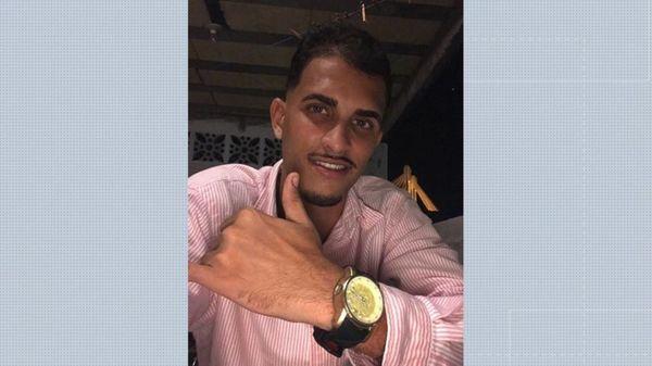 Gabriel foi morto durante um ação policial em Andorinhas, Vitória. Crédito: Reprodução/ TV Gazeta