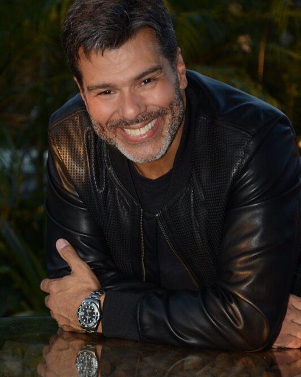 O ator Mauricio Mattar. Crédito: Instagram/@mauriciomattar