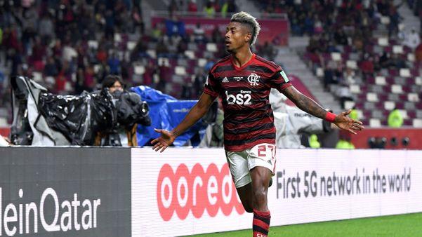 Flamengo vence o Al-HIlal por 3 a 1 e vai à final do Mundial de Clubes. Crédito: Fifa/Divulgação