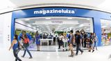 Loja do Magazine Luiza: rede deve vir para o Estado e operar quiosques em parceria com outras marcas. Crédito: Divulgação