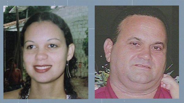 Marcilene foi morta por Nestor no ano de 2006, em Linhares; o crime chocou a cidade. Crédito: Reprodução/TV Gazeta