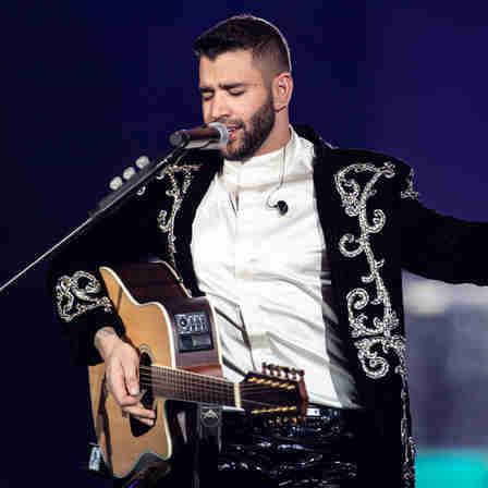 Gusttavo Lima se apresenta em Guarapari em 03 de janeiro