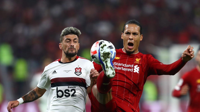 Flamengo Cai De Pé Diante Do Liverpool E Pode Se Orgulhar Do