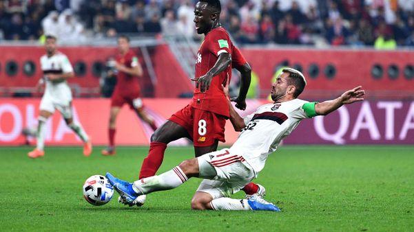 Liverpool e Flamengo duelaram na final do Mundial de Clubes. Crédito: Fifa/Divulgação