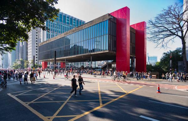 Valorização da arte popular marcou 2019 de crise financeira nos museus. Crédito: Eduardo Ortega/MASP