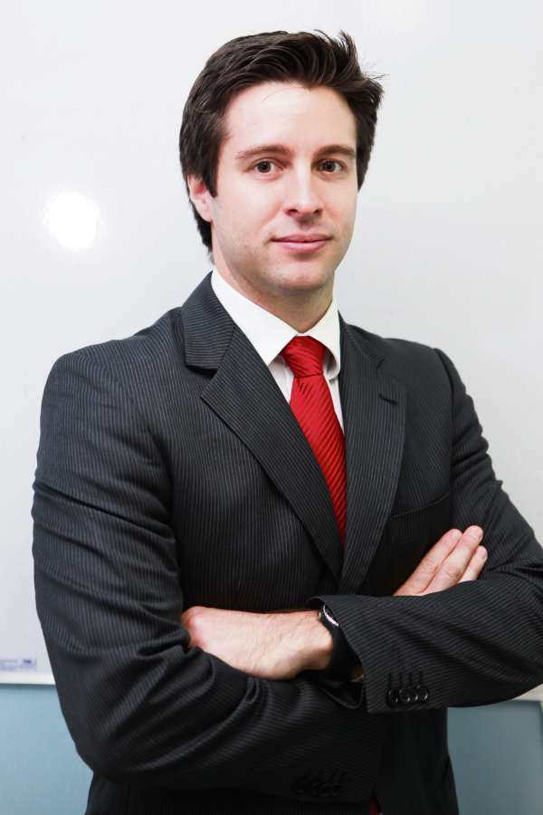 Fernando Galdi, professor da Fucape. Crédito: Divulgação