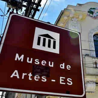 Data: 31/12/2019 - ES - Vitória - MAES, Museu de Artes do ES - Editoria: Cidades - Foto: Fernando Madeira - GZ