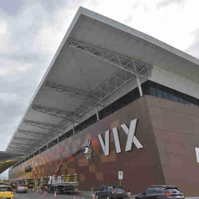 Data: 02/01/2020 - ES - Vitória -  Intervenões no Aeroporto de Vitória  que será administrado pela empresa ASeB - Editoria: Economia - Fernando Madeira - GZ